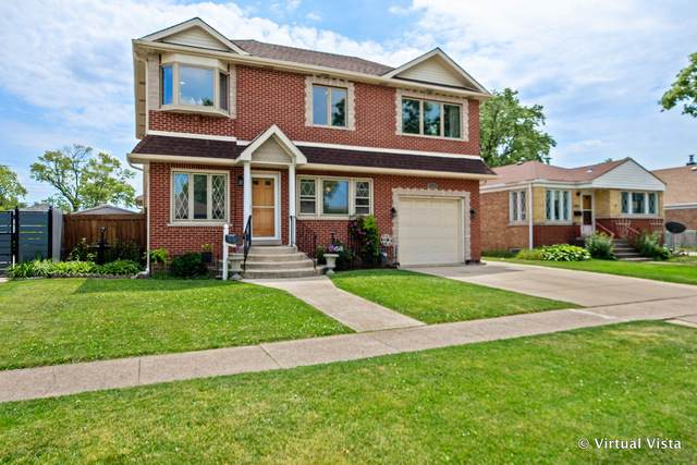 4549 Scott Street, Schiller Park, IL 60176 (MLS #10757685) :: Property Consultants Realty