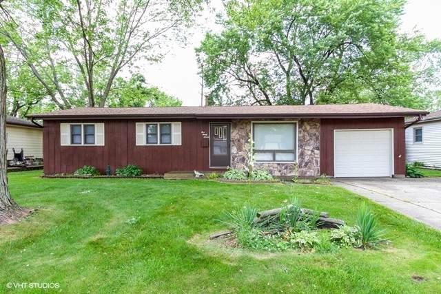537 Evergreen Lane, Bradley, IL 60915 (MLS #10757709) :: Property Consultants Realty