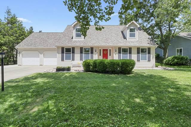 310 Yankee Ridge Lane, Urbana, IL 61802 (MLS #10757840) :: Littlefield Group
