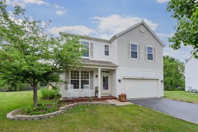 1615 Logan Ridge Court, Plainfield, IL 60586 (MLS #10757866) :: The Dena Furlow Team - Keller Williams Realty