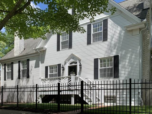 707 Hill Road, Winnetka, IL 60093 (MLS #10757947) :: Property Consultants Realty