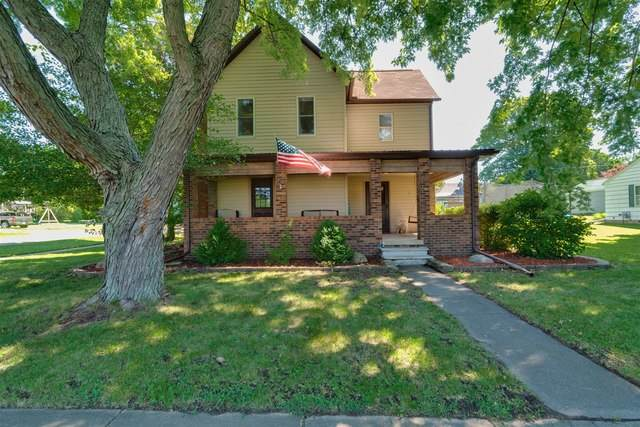 229 Monroe Street, Hopedale, IL 61747 (MLS #10758145) :: Angela Walker Homes Real Estate Group