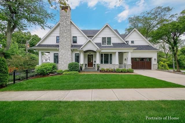 422 W Maple Street, Hinsdale, IL 60521 (MLS #10758234) :: Lewke Partners