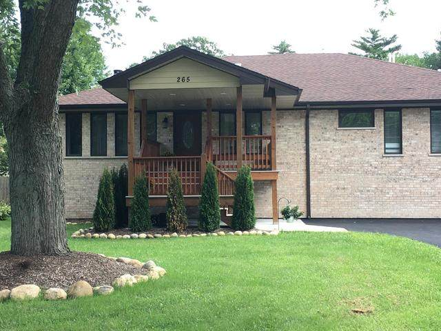 265 Edgebrook Road, Wood Dale, IL 60191 (MLS #10758289) :: Property Consultants Realty