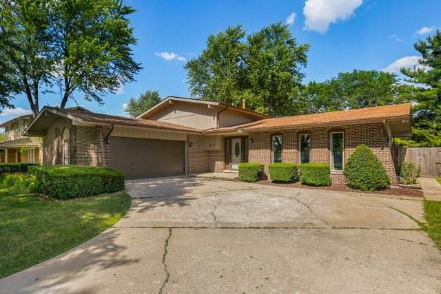 612 Ca Crest Drive, Shorewood, IL 60404 (MLS #10758480) :: Property Consultants Realty