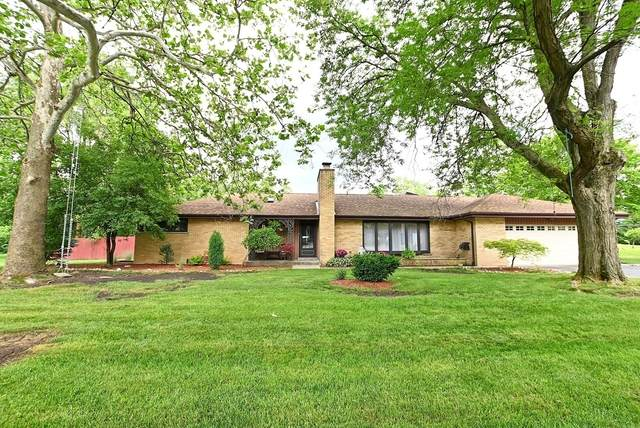 11715 S Highwood Drive, Palos Park, IL 60464 (MLS #10758528) :: Property Consultants Realty