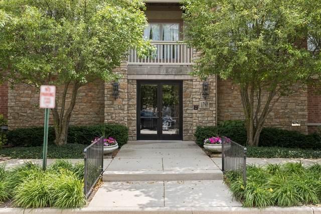 1781 Tudor Lane #109, Northbrook, IL 60062 (MLS #10758649) :: John Lyons Real Estate