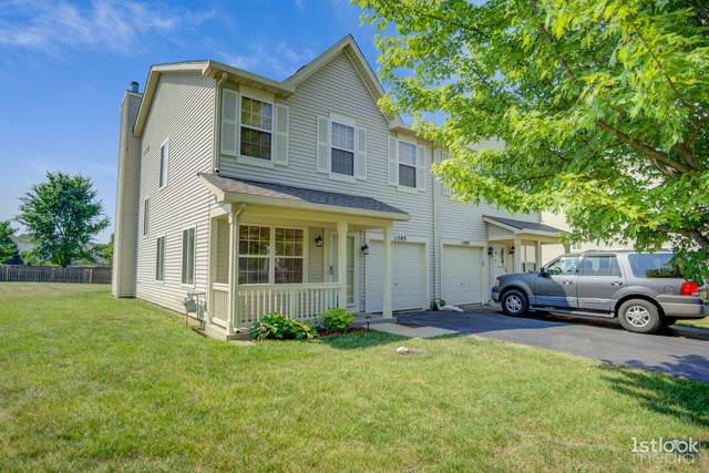 1703 Ramsey Drive, Romeoville, IL 60446 (MLS #10759009) :: Property Consultants Realty