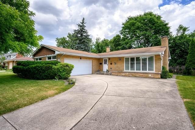 1409 Stonegate Road, La Grange Park, IL 60526 (MLS #10759052) :: Helen Oliveri Real Estate