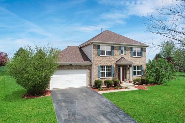 386 Kensington Drive, Oswego, IL 60543 (MLS #10759089) :: Property Consultants Realty