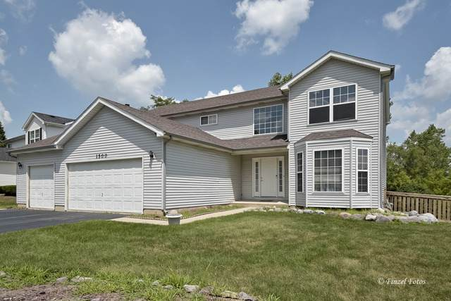 1500 Arquilla Drive, Algonquin, IL 60102 (MLS #10759160) :: The Wexler Group at Keller Williams Preferred Realty