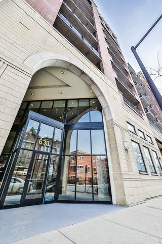 833 W 15TH Place #403, Chicago, IL 60608 (MLS #10759187) :: Property Consultants Realty