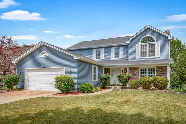 1321 Cortland Drive, Naperville, IL 60565 (MLS #10759213) :: John Lyons Real Estate