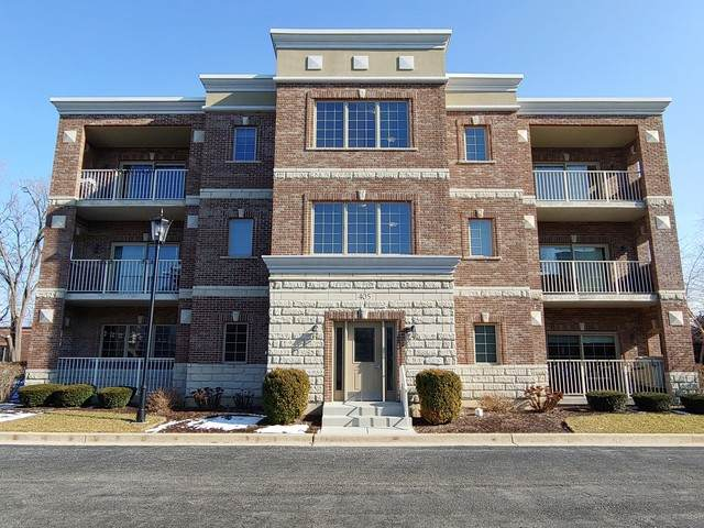 405 W Pierce Road #302, Itasca, IL 60143 (MLS #10759233) :: Property Consultants Realty