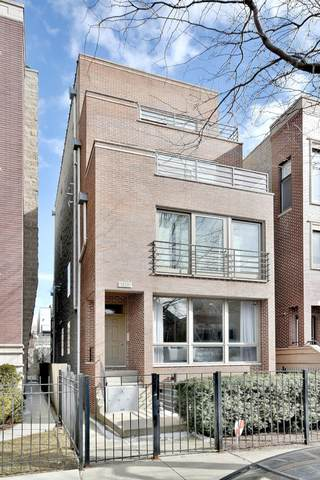 1111 N Hermitage Avenue #1, Chicago, IL 60622 (MLS #10759277) :: Property Consultants Realty