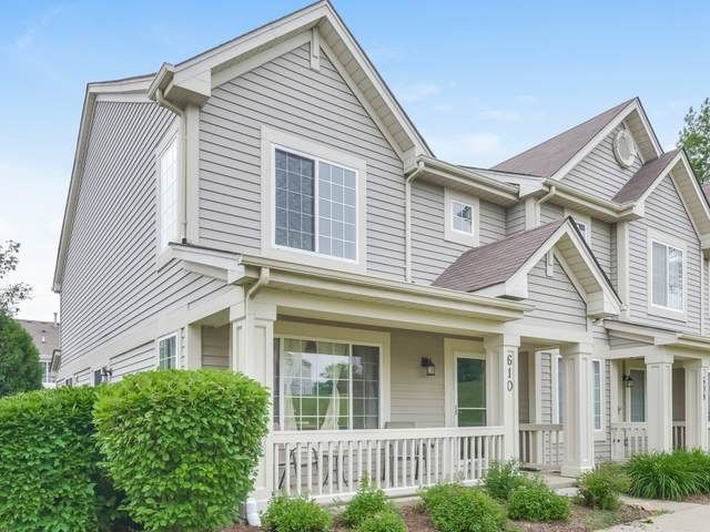 610 Key Largo Drive #610, Fox Lake, IL 60020 (MLS #10759314) :: Property Consultants Realty