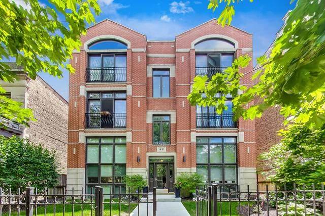 1451 W Farragut Avenue 1E, Chicago, IL 60640 (MLS #10759333) :: Property Consultants Realty