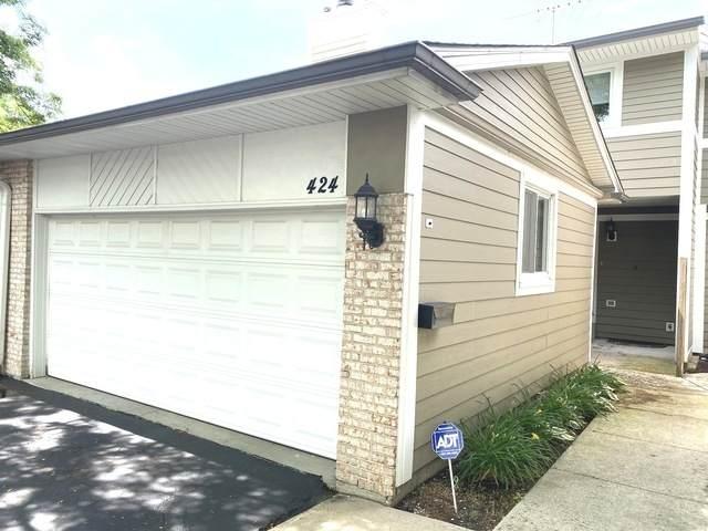 424 Mallard Drive, Deerfield, IL 60015 (MLS #10759525) :: Property Consultants Realty
