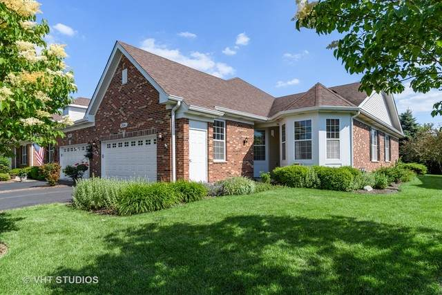 2841 Bond Circle #2841, Naperville, IL 60563 (MLS #10759537) :: Touchstone Group