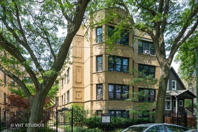 2842 N Francisco Avenue 1B, Chicago, IL 60618 (MLS #10759573) :: Property Consultants Realty