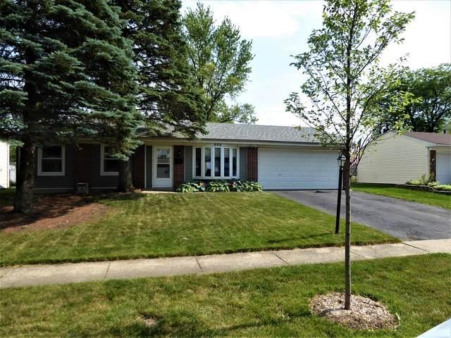 964 Hastings Lane, Hanover Park, IL 60133 (MLS #10759597) :: Ani Real Estate