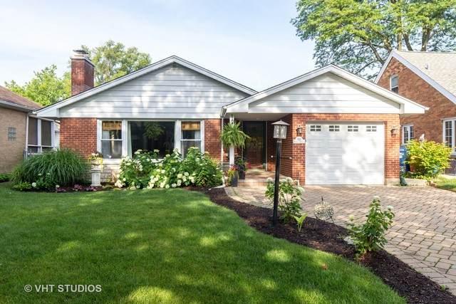 722 N Kensington Avenue, La Grange Park, IL 60526 (MLS #10759613) :: Touchstone Group