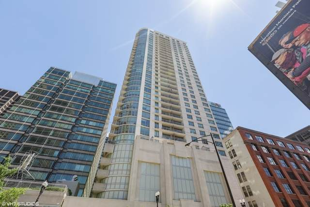 125 S Jefferson Street #3009, Chicago, IL 60661 (MLS #10759706) :: Property Consultants Realty