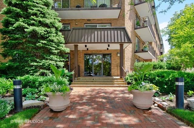 711 Oak Street #402, Winnetka, IL 60093 (MLS #10759797) :: Property Consultants Realty