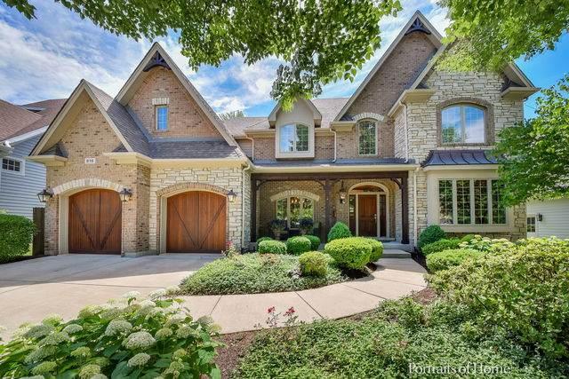 816 S Wright Street, Naperville, IL 60540 (MLS #10759804) :: John Lyons Real Estate