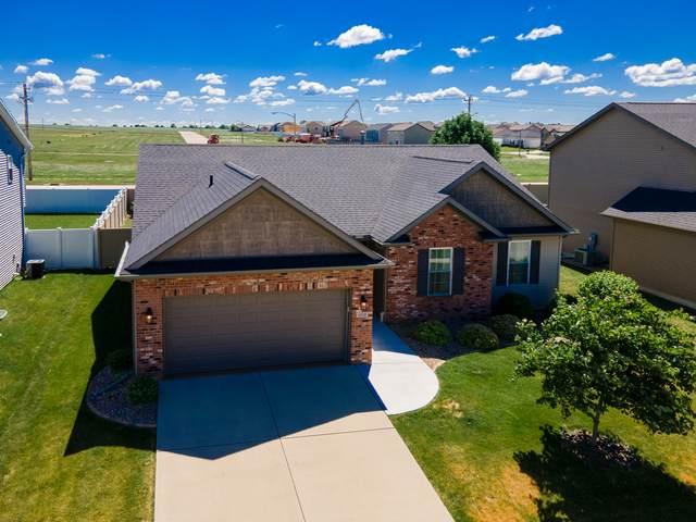 1312 Berkley Road, Normal, IL 61761 (MLS #10759856) :: Property Consultants Realty