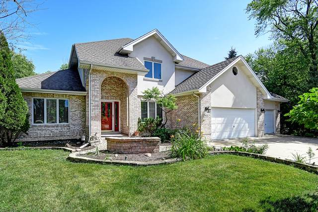1402 W 54th Place, La Grange Highlands, IL 60525 (MLS #10759897) :: The Wexler Group at Keller Williams Preferred Realty