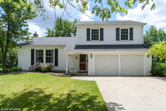 424 Blue Grass Court, Naperville, IL 60563 (MLS #10759943) :: Property Consultants Realty