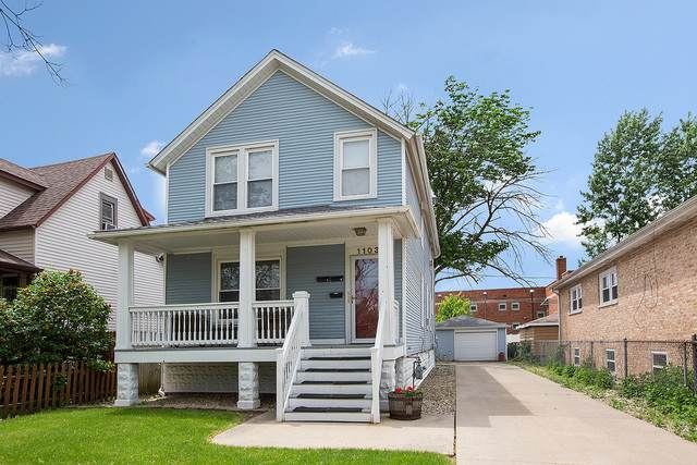 11038 S Spaulding Avenue, Chicago, IL 60655 (MLS #10759976) :: Property Consultants Realty