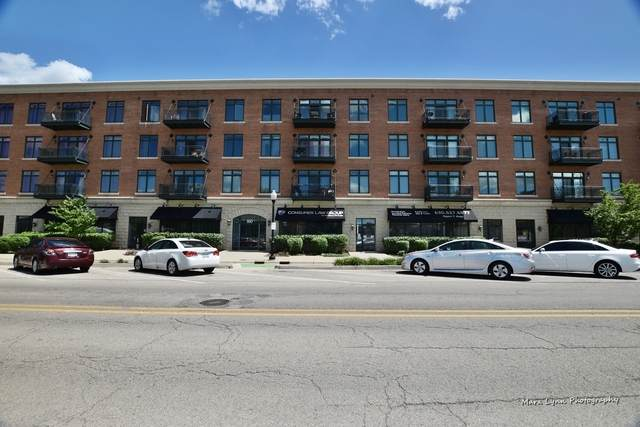 160 S River Street #415, Aurora, IL 60506 (MLS #10759977) :: Property Consultants Realty
