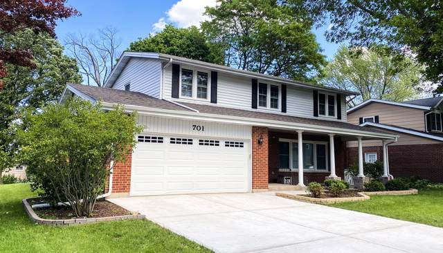 701 S Stuart Lane, Palatine, IL 60067 (MLS #10760019) :: Property Consultants Realty