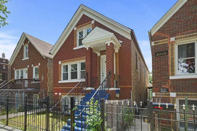 3042 S Homan Avenue, Chicago, IL 60623 (MLS #10760097) :: Property Consultants Realty