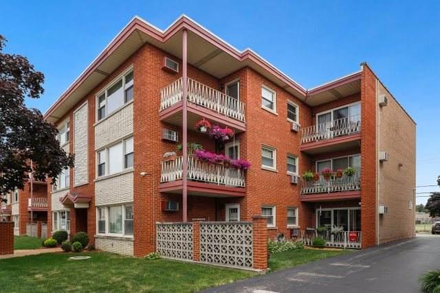 3023 N Paris Avenue #108, River Grove, IL 60171 (MLS #10760291) :: Property Consultants Realty