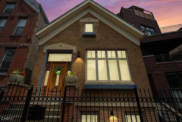1065 N Marshfield Avenue, Chicago, IL 60622 (MLS #10760302) :: Property Consultants Realty