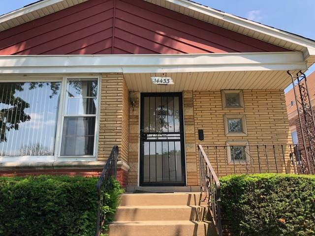 14433 S Wallace Avenue, Riverdale, IL 60827 (MLS #10760333) :: Property Consultants Realty