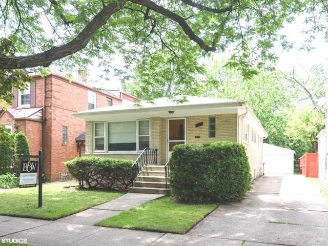 6222 N Lowell Avenue, Chicago, IL 60646 (MLS #10760382) :: Property Consultants Realty