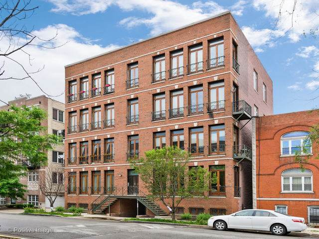 1865 N Winnebago Avenue 1N, Chicago, IL 60647 (MLS #10760421) :: Property Consultants Realty