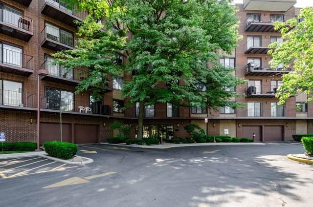 7601 Lincoln Avenue #604, Skokie, IL 60077 (MLS #10760477) :: John Lyons Real Estate