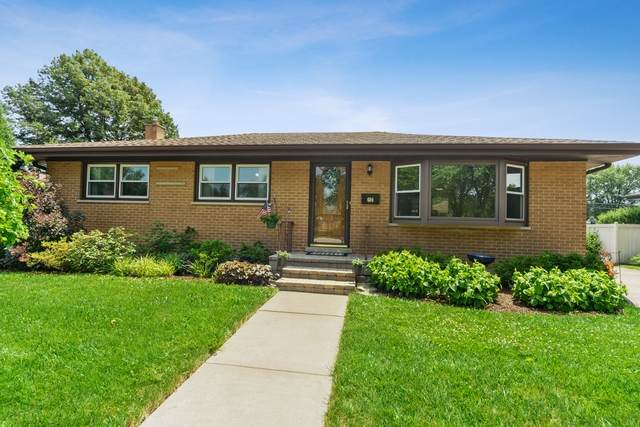 604 George Street, Wood Dale, IL 60191 (MLS #10760600) :: Knott's Real Estate Team