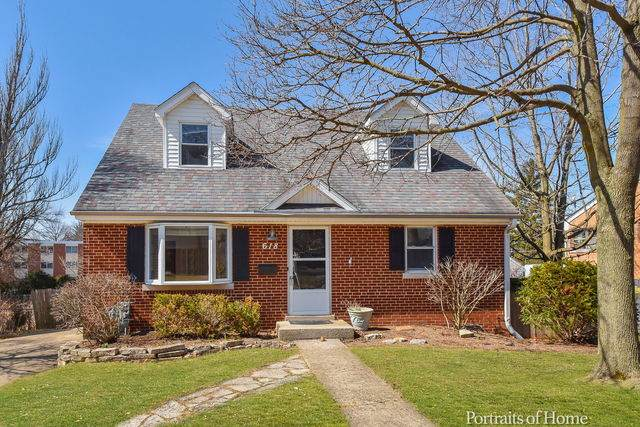 618 Webster Avenue, Wheaton, IL 60187 (MLS #10760645) :: Property Consultants Realty