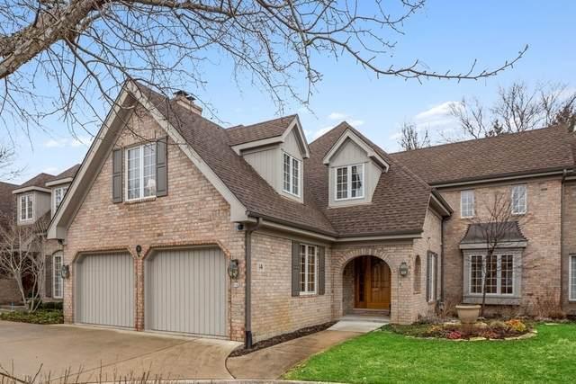 14 Tartan Ridge Road, Burr Ridge, IL 60527 (MLS #10760647) :: Property Consultants Realty