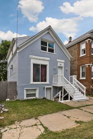 3806 S Wolcott Avenue, Chicago, IL 60609 (MLS #10760661) :: Property Consultants Realty