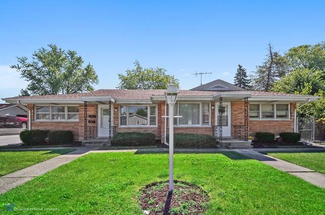 717 Peoria Street, Chicago Heights, IL 60411 (MLS #10760708) :: John Lyons Real Estate