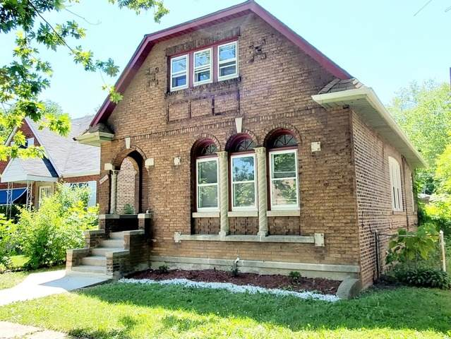 9616 S Dobson Avenue, Chicago, IL 60628 (MLS #10760753) :: Property Consultants Realty