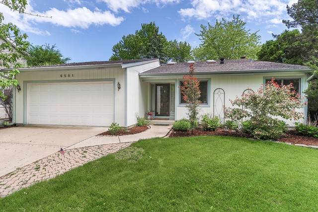 6581 Raintree Court, Lisle, IL 60532 (MLS #10760784) :: Property Consultants Realty