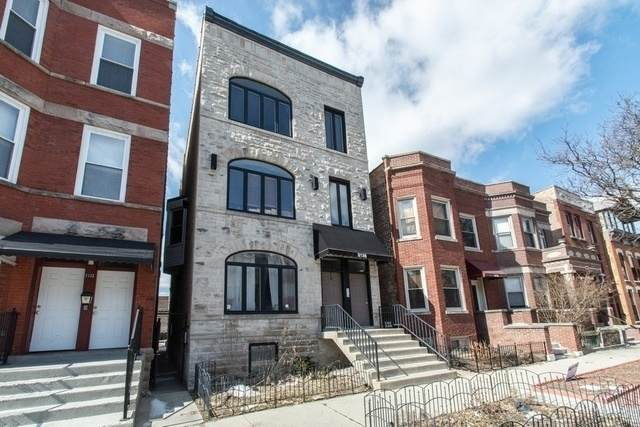 3130 S Princeton Avenue 3R, Chicago, IL 60616 (MLS #10760787) :: Property Consultants Realty
